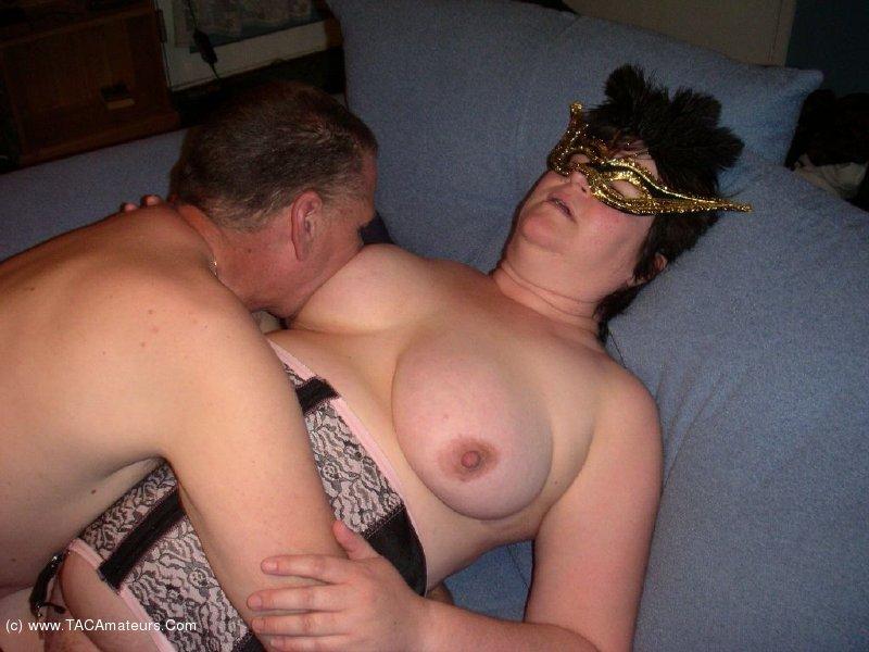 Horny british chubby granny getting very dirty 4